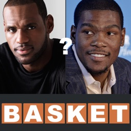 Basket Quiz - Find who are the basketball Players