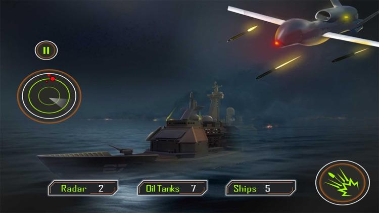 Drone Air Shadow Strike - Best Flying Game by Hammad Sharif