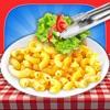 Kids Cooking Fun: School Food Maker - Mac & Cheese