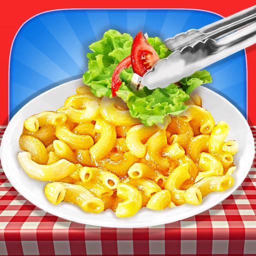 Kids Cooking Fun: School Food Maker - Mac & Cheese iOS App