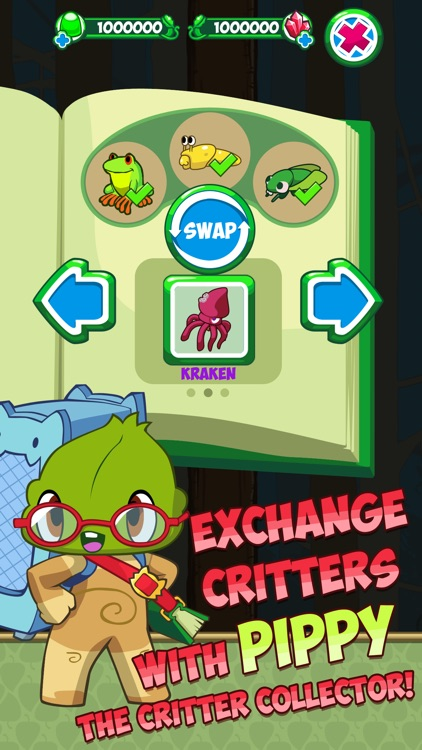 Tree World: Free Pocket Pet Adventure screenshot-4