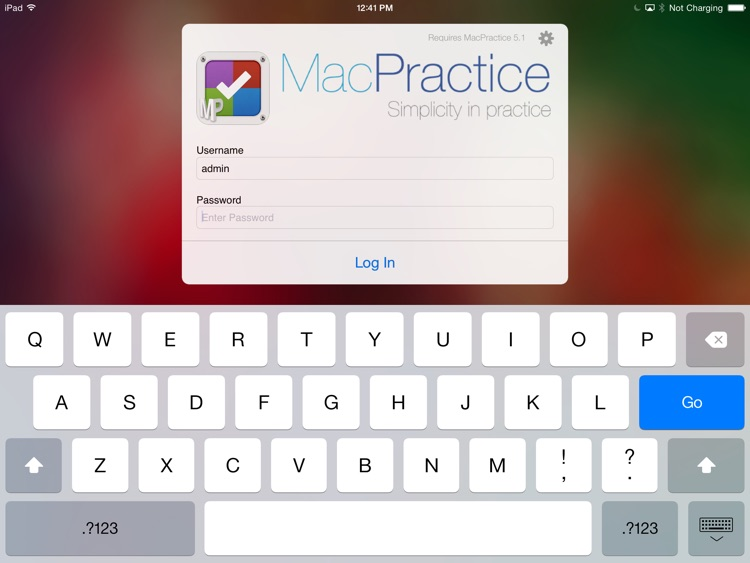 MacPractice Patient Check In 6.1
