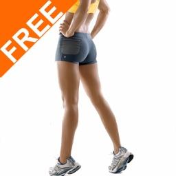 Leg Buttock Workout for Women