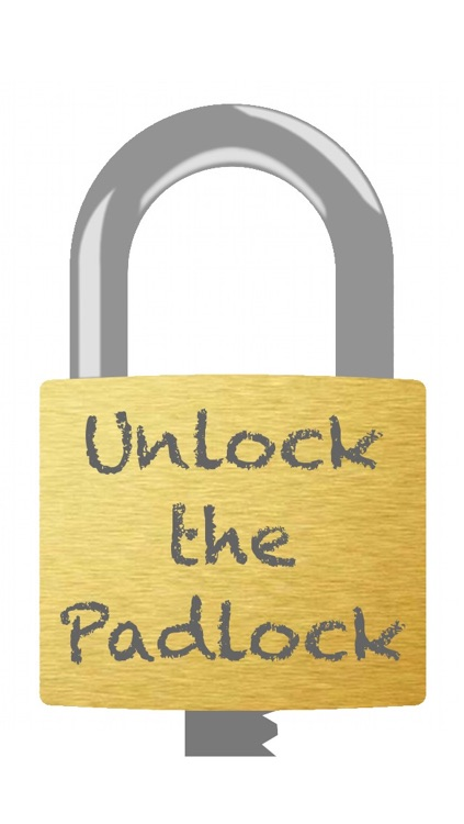 how do i unlock my padlock