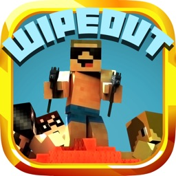 Block - Wipeout version with skin exporter for Minecraft!