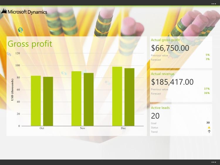 Microsoft Dynamics Business Analyzer screenshot-3