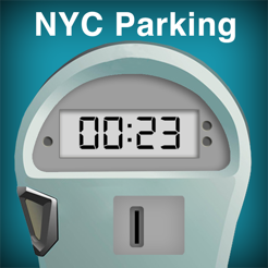NYC Parking Meter and Alternate Side Parking Notification on the App