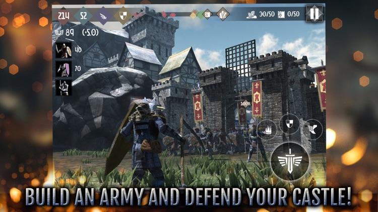 Heroes and Castles 2 screenshot-0