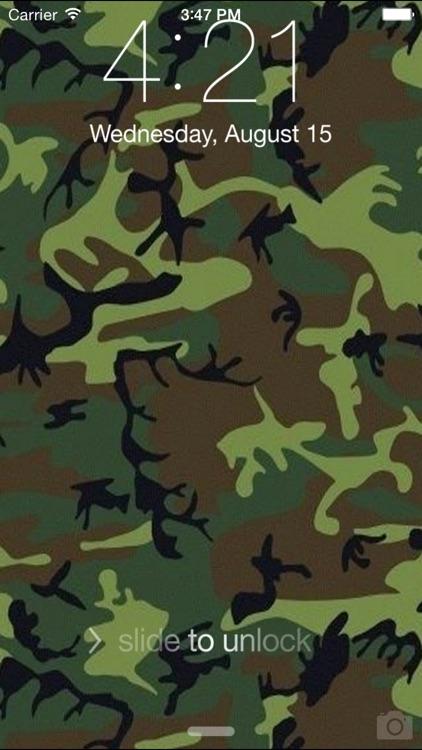 Camouflage Wallpaper 2015 screenshot-3