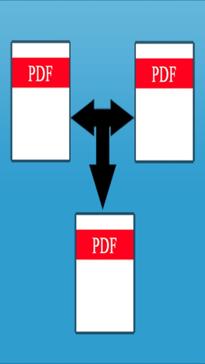 Combine and Join PDF - PDF Merger for iPhone and iPad screenshot-4