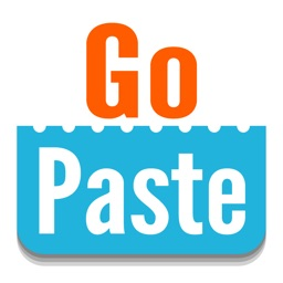 GoPaste - Template generator, Copy Paste and Notes alternative