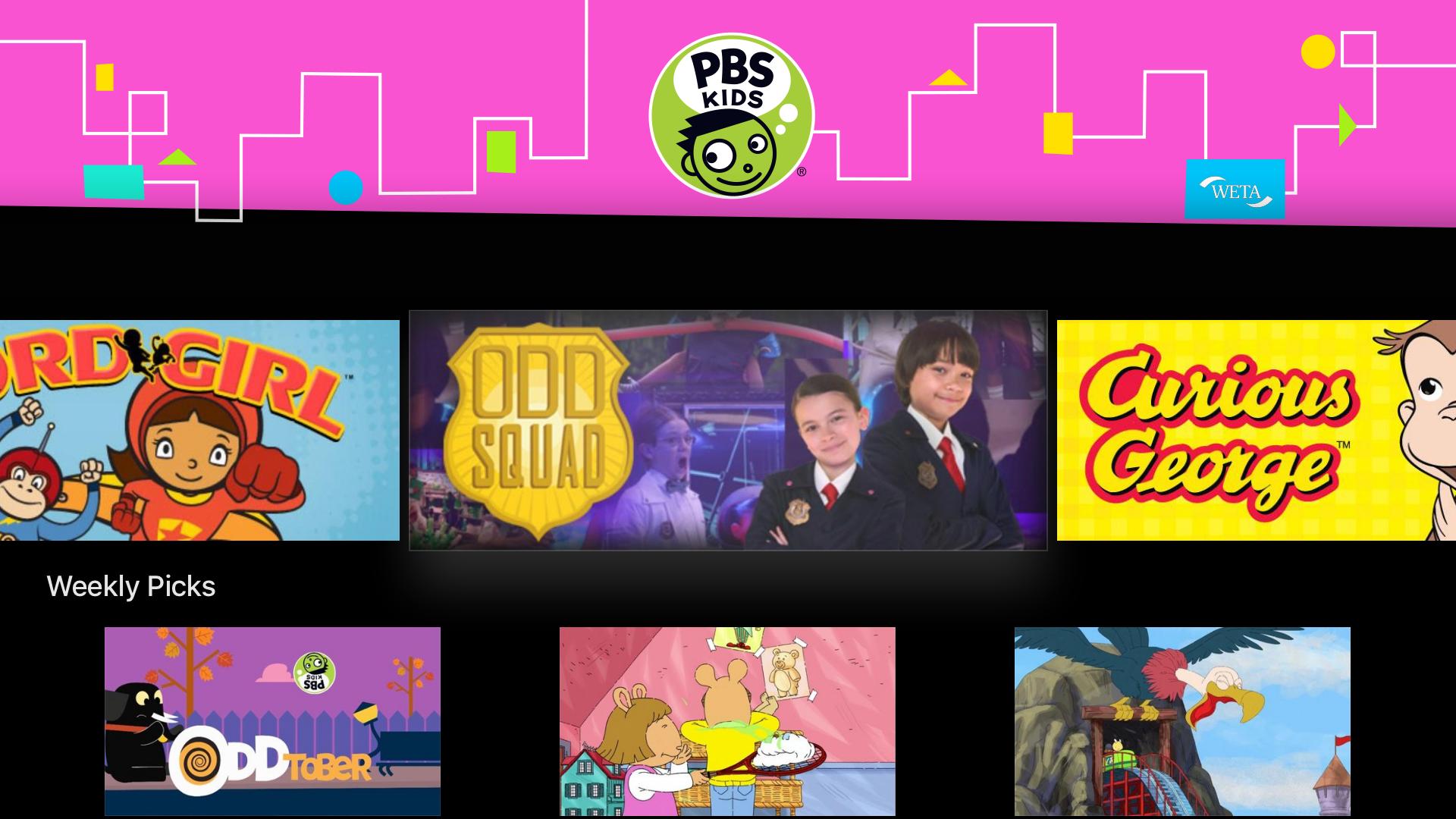 PBS KIDS Video screenshot 9