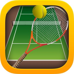 Tennis Pro : Hit and Stick