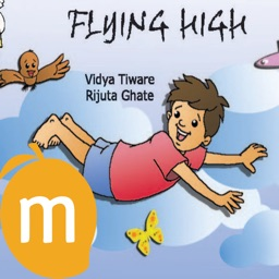 Flying High - Read Along Library of interactive stories,poems,rhymes,pratham books and other books for children