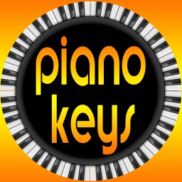 Piano Keys Custom Keyboard