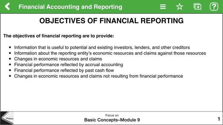 FAR Notes - Wiley CPA Exam Review Focus Notes On-the-Go: Financial  Accounting and Reporting by gWhiz, LLC