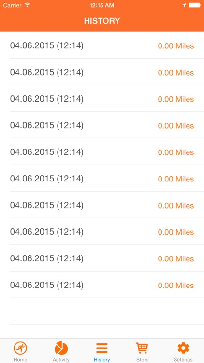 Running tracker (free) screenshot-3