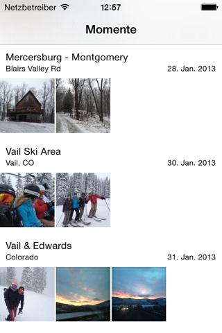 Photo Info screenshot 1