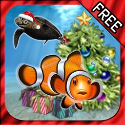 3D Christmas Aquarium : my Fish Special Edition FREE