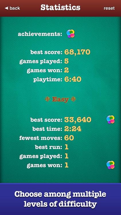 FreeCell ▻ Solitaire screenshot-4