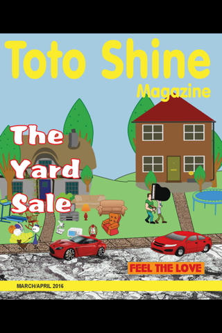 Toto Shine Magazine - náhled