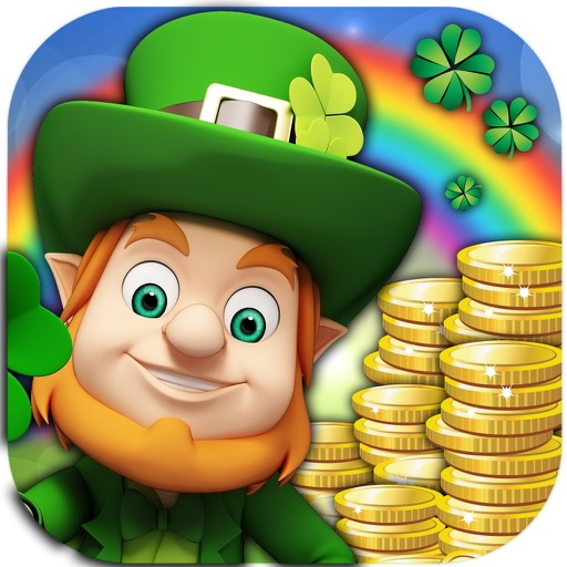 Leprechaun Riches Of Gold - Big Social Slot Machines in Double Rainbow Casino