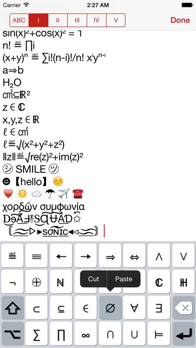 Unicode Padのおすすめ画像1