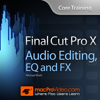 Audio Editing, EQ and FX for FCP X - Nonlinear Educating Inc.