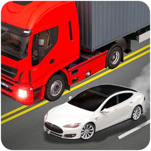Highway Traffic Racing Fever icon
