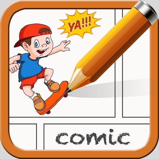 Comic Maker HD