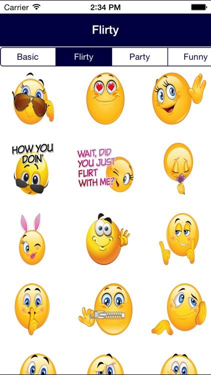 Adult Sexy Emoji - Dirty and Naughty and Hot Emoji Romantic Texting & Flirty Emoticons