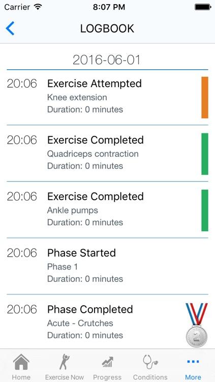 Guided Physio screenshot-3