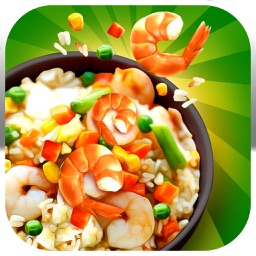 Asian Lunch Food Making Kid Games for Girls & Boys