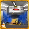 Multi-Level Sports Car Parking Simulator 2: Auto Paint Garage & Real Driving Game