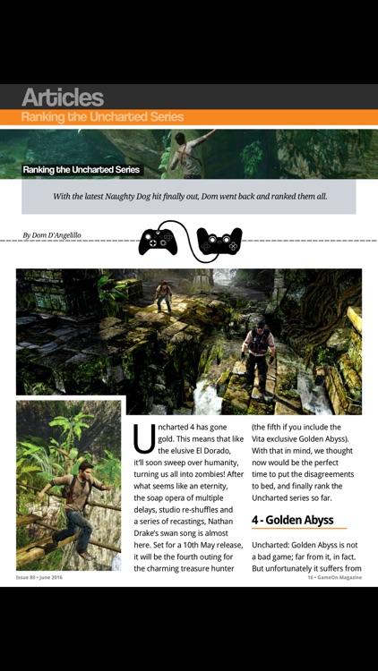 GameOn (Magazine) screenshot-3