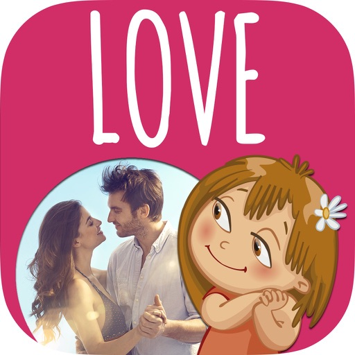 Frames With Love Photo Editor To Put Your Photos In Frames With