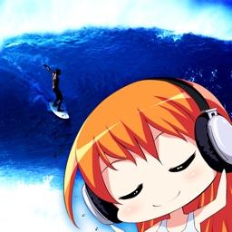 Ocean Wave Machine Sound Ambience
