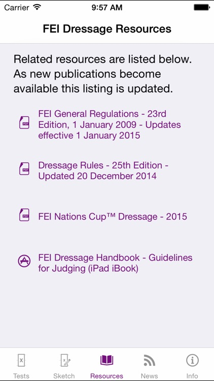 FEI EquiTests 3 - Dressage screenshot-3