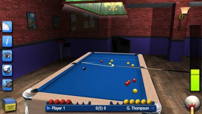 Pro Pool 2017 Screenshot
