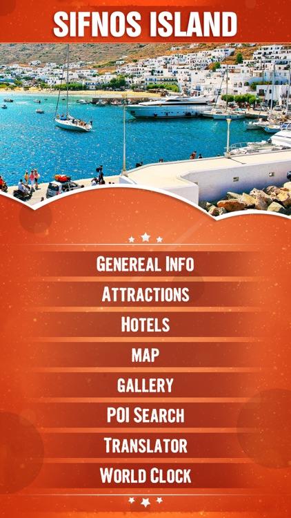 Sifnos Island Travel Guide