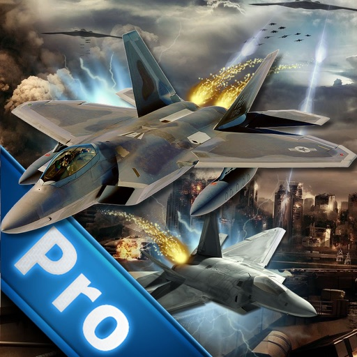 A Driving Fast Of F 22 Pro - Amazing Air War Game