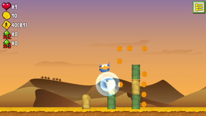 Infinitely Easy runner screenshot one