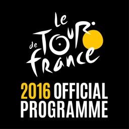 2016 Tour de France Official Programme