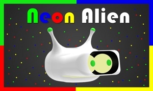 Neon Alien : Epic Runner