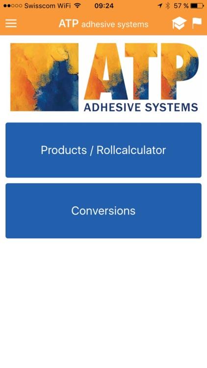 ATP - Roll Calculator and Unit Conversions