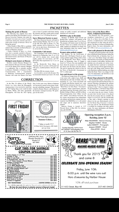 The Weekly Packet Screenshot