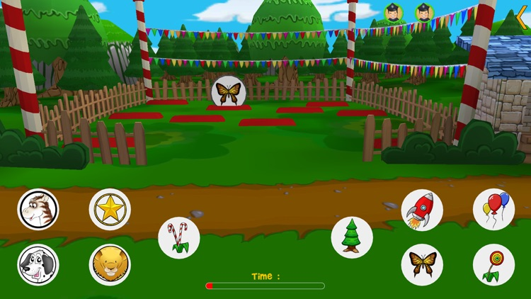 friendly rabbits for kids free screenshot-4