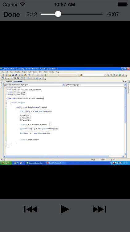 C#Programming screenshot-4