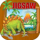 Dinosaur Puzzles For Kids icon
