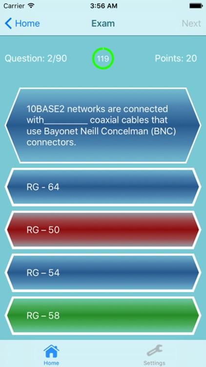 Cisco Certified Network Associate Review 600 Questions screenshot-3